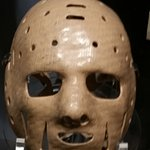 Very Old Goalie Mask