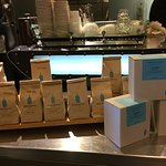 Blue Bottle Coffee product line.