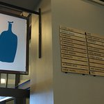 Welcome to Blue Bottle Coffee at the Ferry Building