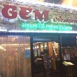 Gem Restaurant Front View