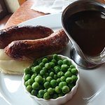 Children's Sausage & Mash