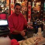 Johan the bartender