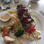 Firefish seaman platter - excellent