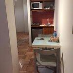 Kitchenette/dinning area