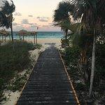 Boardwalk to Cayo Coco beach