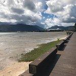 Esplanade Boardwalk Foto