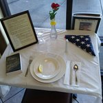 Fallen Soldier's Table