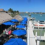 Urlaubsstimmung an der Snook Inn, Marco Island