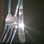 Forks & Left Over Food
