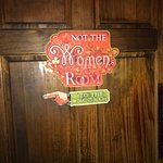 The most fun I've had in a pub yet... the bathroom doors are hilarious and the souvenirs are awe