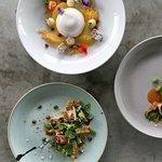 Terrace Kitchen tasting menu