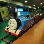 Thomas Train ride on level 3