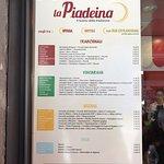 Photo de Piadineria la Piadeina