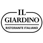 The logo of Il Giardino restaurant