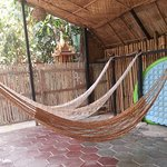 Hammock at the Chilling Area