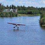 water flight show