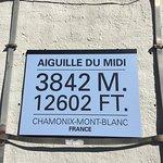 Foto di Aiguille de Midi