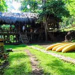 Kayak Inn - Tribal Adventures basecamp for adventure tours in Tibiao, Antique