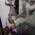 Déco mer jusque dans les  toilettes