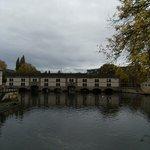 Tres beau Barrage Vauban