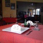 Dining room @ The Plantation