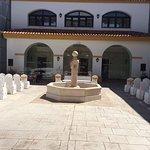 Hotel Cortijo Santa-Cruz Foto