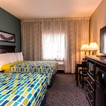 Cedar Point's Express Hotel Foto