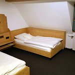 Room and beds