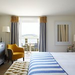 Lamorran Suite, master bedroom