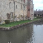 Part of the moat