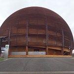 CERN entrance