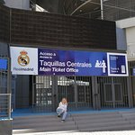 Photo of Santiago Bernabeu Stadium