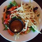 Lovely Garden Salad