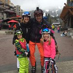 A great March break week in Whistler, thank you Crystal Lodge and Whistler, B.C., Canada