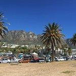 Twelve Apostles from Camps Bay Promenade
