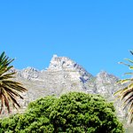 One of the Twelve Apostles from Camps Bay