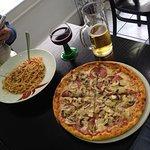 Pizza Pasta Americano