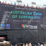 Surfing Event