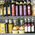 Imported Olive Oil and groceries