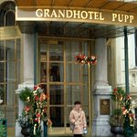 Grandhotel Pupp Karlovy Vary Czech Republic © Robert Bovington