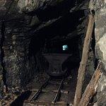 Original stone tunnel