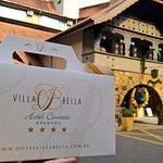Foto de Villa Bella Hotel Conceito