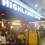 At Highlands Coffee~
