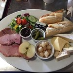 The Ploughmans Lunch.