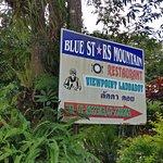 Blue Stars Mountain Restaurant Foto