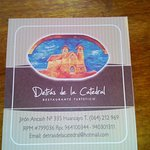 Restaurante Detras de la Catedal