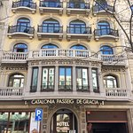 Photo of Hotel Catalonia Passeig de Gracia