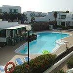 View from balcony room 34 El Guarapo