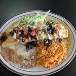 Burrito El Mexicana
