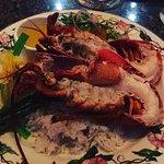 lobster dinner special.